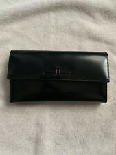 Kate Spade NWT Black Patent Leather Wallet $265 Retail