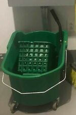 Green Mop Bucket Amp Wringer Commercial 35 Quart Local Pickup Only