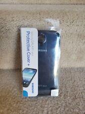 Samsung Galaxy Mega Protective Cover- Black (Brand New)