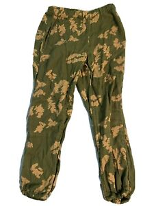 Soviet Army camouflage KZS Camo Pants size 1