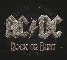 Ac/dc Rock or Bust 2014 Taiwan 3d Cover CD