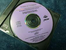 Weird Al Yankovic Money For Nothing / Beverly Hillbillies UHF Promo CD DJ Radio