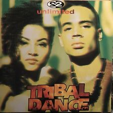 2 UNLIMITED • Tribal Dance • Vinile Picture Disc 12 Mix • GTR 593003