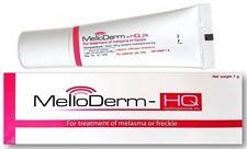 Melloderm Hydroquinone Cream, Anti-Melasma Freckle Night Treatment Skincare New