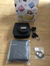 Fujifilm Accessory Kit Case / Album / Selfie Lens for Instax Mini 8 - Black