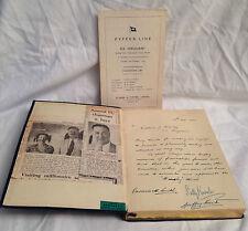 Sherriffs Rubaiyat Of Omar Khayyam - 1952 SIGNED by Bracewell Smith, Arsenal FC