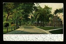 Princeton University, New Jersey NJ postcard Dodge & Murry Hall Vintage 1907