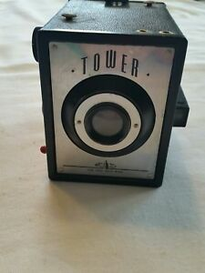Vintage Tower camera By Sears Roebuck & Co USA Collectible L@@K