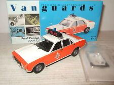 Vanguards VA55000 Ford Consul 3000 GT Lancashire Police Diecast in 1:43 scale.