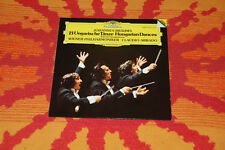 ♫♫♫ Brahms * Abbado VP, Hungarian Dances  DG Digital 410-615-1 GH ♫♫♫