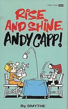 Rise And Shine, Andy Capp !  Unread  Condition.  Reg Smythe. Paperback. 1988.