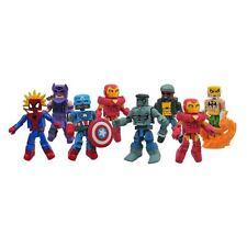 Marvel Minimates Best Of Wave 3 Set Of 6 - diamond Select - Australian Seller
