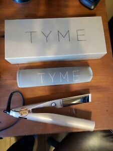 TYME Iron Pro 2-in-1 Hair Curler and Straightener