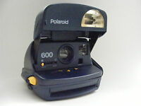 Polaroid P 600 Instant BLUE Camera CONCISE MANUAL + GUIDE PACKAGE GIFT!