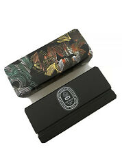 DIPTYQUE PARIS EMPTY TRIO 70g CANDLE BOX BLACK WITH SLEEVE