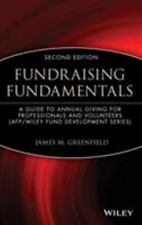 Fundraising Fundamentals: A Guide to Annual Giving for Professionals a-ExLibrary