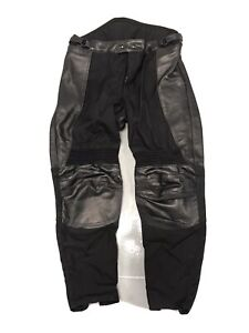 Vanson Supermoto Pants- Touring, Track Days. Waist Size 38-40""