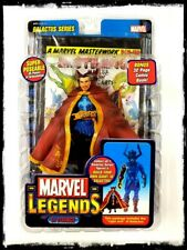 Marvel Legends Galactus Series Dr Strange includes the right arm of Galactus
