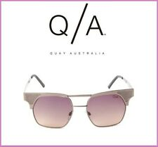 Quay Eyewear Coolio Rectangular Designer Sunglasses