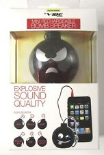"""""""ANGRY"""" - VIBE SOUND MINI RECHARGEABLE BOMB PHONE SPEAKER *** Free shipping ***"""
