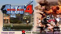 K7 METAL SLUG 4 neo geo mvs arcade