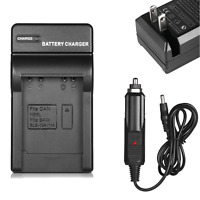 NB-6LH NB-6L Charger for Canon Powershot D10 S95 SD1300 SX530 SX510 SX260 HS