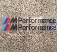 M Performance BMW X2 Black Side stickers Decals Vinyl Graphics For 1 3 5 series