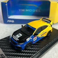 1/64 YM Model Honda Civic Type-R FK8 Spoon Sport Ltd 999 pcs