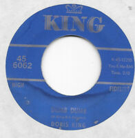 DORIS KING Dumb Dumb on King teen popcorn rocker 45 HEAR
