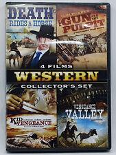 Western Collector's Set Volume 3 Dvd, Burt Lancaster, Lee van Cleef , Region 1
