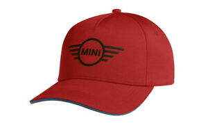 Originale MINI Cappello Contrasto Edge Wing Logo Berretto 80165A0A643