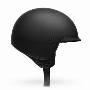 Bell Scout Air Helmet DOT Mens Women Motorcycle Street Bike Harley Retro Classic