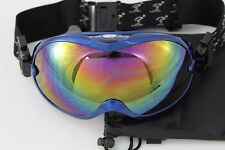 Sport UV goggles Protection for hunting ski snowboarding Motorcycle ATV 1058BL