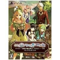 PlayStation 4 Atelier Twilight Alchemist Trilogy DX Premium Box Game KOEI PS4