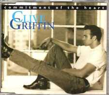 Clive Griffin - Commitment Of The Heart - CDM - 1994 - Pop Ballad 3TR