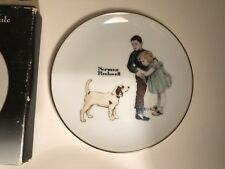 """Norman Rockwell Collectors Plate """"Big Brother"""""""