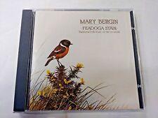 Mary Bergin - Feadoga Stain [CD] traditional Irish Music on the tin whistle bird
