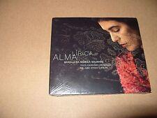 Monica Salmaso Alma Lirica cd 14 tracks 2011 New & Sealed Rare