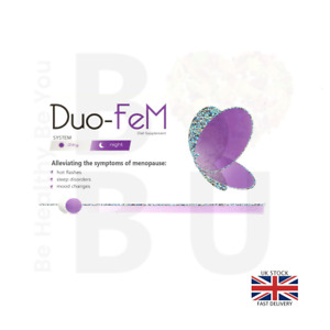 DUO-FEM 28 Day Tabs + 28 Night Tabs symptoms associated with menopause ORIGINAL