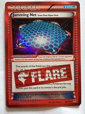 Pokemon Card - Jamming Net FLARE - XY Phantom Forces 98/119 - Rare Holo