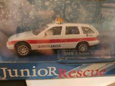 "BMW 3 Series Touring "" Ambulancia""   1:43 Cararama (89)"
