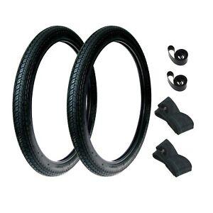 2x Reifen 2,25x19 F-853 + 2x Schlauch + 2x Felgenband für Simson Sr2