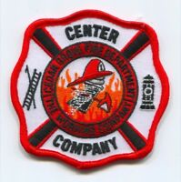 Cedar Grove Fire Department Center Company Patch Unknown State SKU226