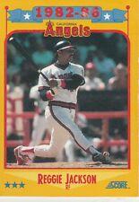 Score Reggie Jackson Original Baseball Cards For Sale Ebay