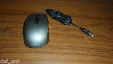 DELL K251D Silver 6-Button USB Laser Scroll Mouse