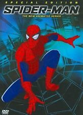 Spider-man The Animated Series DVD 2 Disc Special Edition