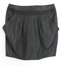 Cue Above Knee Nylon Skirts for Women