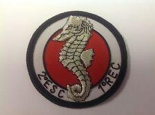 Legion Etrangere, 1er R.E.C., ecusson broderie Main, diameter 8 cm