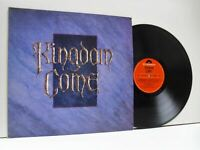 KINGDOM COME self titled (1st uk press) LP EX/VG+, KCLP 1, vinyl, album, 1988,