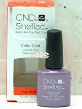 CND Shellac Gel Color Nightspell Polish 91590- Lilac Eclipse